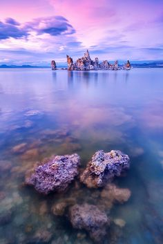 Non-Mono Lake | Mono Lake, California #scenery #views #photography