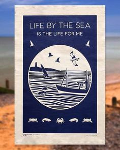 nautical design and organization : #art #text #life #sea