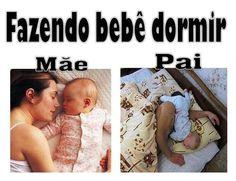 Diferenças entre Pai e Mãe