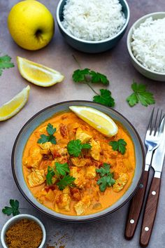 Coco Curry, Plats Weight Watchers, Pizza Express, Health Dinner, Healthy Recipes, Healthy Food, Ethnic Recipes, Cake, Kids