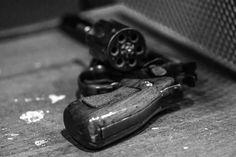 Revolver BW by AdrianBukowski.deviantart.com on @DeviantArt
