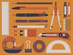 Tools by shunta_nakamura | Office Supplies