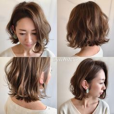 Japanese hairstyle design has always had its characteristics. So today we have collected 65 kinds of Japanese Messy short hairstyles idea. Let's look for amazing hair inspiration. Summer Hairstyles For Medium Hair, Cool Short Hairstyles, Hairstyle Short, Japanese Short Hair, Japanese Hairstyle, Messy Short Hair, Short Hair Cuts, Medium Hair Styles, Short Hair Styles