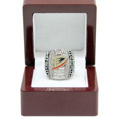 Anaheim Ducks 2007 NHL Stanley Cup Championship Ring - Hockey