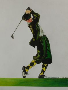 Incredible Stylish Women's Golf Clothing Ideas. Ravishing Stylish Women's Golf Clothing Ideas. Golf Attire, Golf Outfit, Golf Images, Golf Pictures, Golf Painting, Golf Fashion, Fashion Men, Fashion Kids, Golf Art