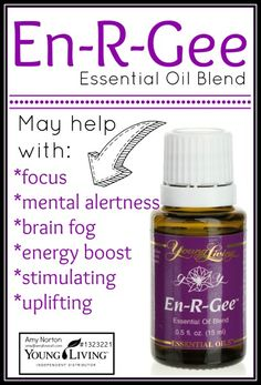 product sheet for young living En-R-Gee oil Yl Oils, Natural Essential Oils, Essential Oil Blends, Natural Oils, Homemade Essential Oils, Tea Tree Essential Oil, Doterra Essential Oils, Essential Oil Diffuser, Young Living Oils