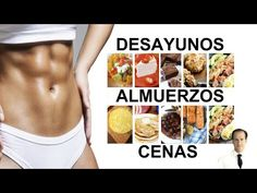 Soy médico y este es mi menú para un cuerpo fitness - YouTube Gym, Workout, Youtube, Vegetarian Food, Breakfast, Healthy Vegetarian Meals, Work Out, Excercise, Youtubers