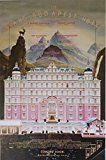 Get This Special Offer #7: The Grand Budapest Hotel 11inch x 17inch poster with the Pink Hotel Building