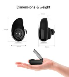 True wireless earbuds with magic charging case   Indiegogo