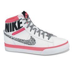 Nike Match Supreme High-Top Shoes - Girls
