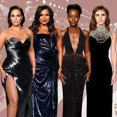 Your favorite celebs turned up the heat at theVanity FairOscars after-party last night. See more of the best looks here!