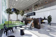 Aker Solutions Headquarters by Peldon Rose, London – UK