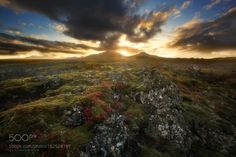 Land of Lava by christianlim  lava volcanic iceland christian lim photography christian lim landscapes iceland landscapes icelandi