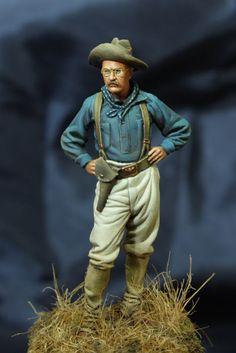 i soldatini di mao: Teddy Roosvelt