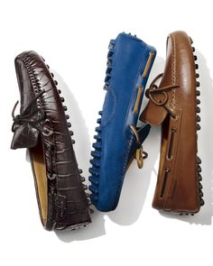 For Father's Day: Cole Haan Air Grant Moccasin Driver #GotKnot