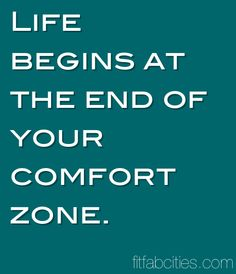 A quote my spin instructor constantly reminds us of....so, so true!
