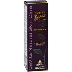 Devita Natural Skin Care Solar Body Moisturizer - 7 Oz