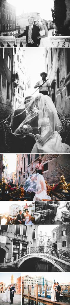 Pre wedding pictures in Venice  J from Hong Kong