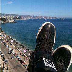 #PUMAs in Atalaya, Spain. Winner of the #travelingpumas #instagram contest. #travelingpumas #travel #shoes