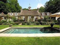 David Easton's Country Home, Built by Design Icons of Yore - House of the Day - Curbed National