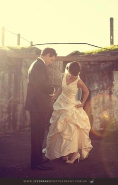 fort lytton Couple Weeks, I Got Married, Brisbane, Our Wedding, Couples, Wedding Dresses, Pretty, Photography, Bride Dresses