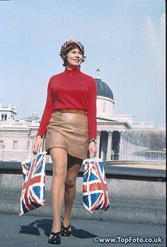 1960's London shopping spree