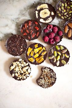 Homemade Chocolate. Vegan, paleo, soy-free, dairy free options.