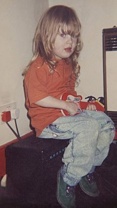 Adele as a child