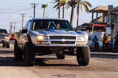 Chevy Silverado Pre-Runner