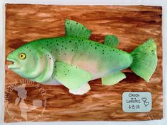 Trout Groomscake