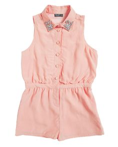 Jewel Clr Playsuit - Bardot Junior
