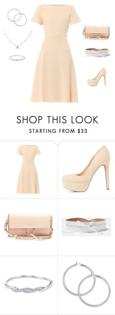 """""""Untitled #115"""" by wiezyczka ❤ liked on Polyvore featuring Goat, Charlotte Russe, Chloé, Lafayette 148 New York and Ice"""