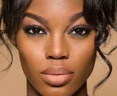 wedding makeup for dark skin - Google Search