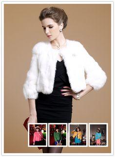 pelliccia corta bianca - Cerca con Google