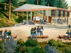 outdoor classroom architecture - Google Search