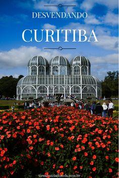 Guia completo sobre o que fazer em Curitiba. Pontos turísticos, restaurantes, bares e muito mais! O melhor da capital do paraná!