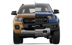 2019 Ford Ranger Lariat Vs 2019 Ford Ranger Raptor Yes I Will Take One Of Each Please Ford Ranger Raptor Ford