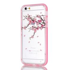 iPhone 6 Plus/6s Plus Case CherryBlossom For iPhone 6 Plus and iPhone 6s Plus New Dual layer TPU+Hard PC Bumper Case. Accessories Phone Cases