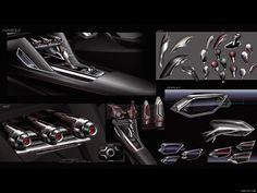 Mazda Takeri Concept - Design Sketch