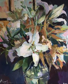 Wilting Lillies by Anya Lincoln-Dunn