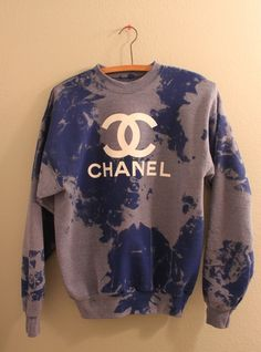 Cute Chanel sweatshirt