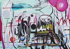 """""""Space and Balloon"""" - Vana Fertaki"""