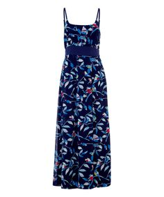 Look at this Blue Bird Maxi Dress on #zulily today!