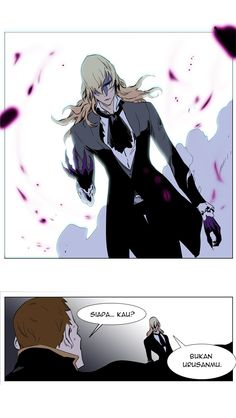 Noblesse – Chapter 239 His Dark Past~