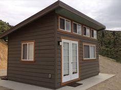 garden shed with slant roof | TO LEARN MORE