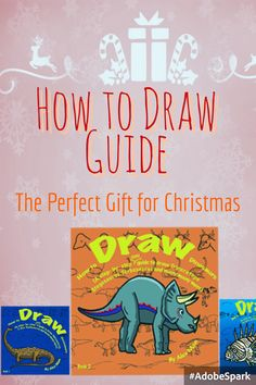 Everyone can draw and so can you, no previous knowledge is needed. The drawing book will show you how to draw these interesting dinosaurs; Triceratops, Stegosaurus, Tarbosaurus and many more, step by step. The pages don't contain text, and suitable for children who don't know how to read yet, but are eager to draw by themselves. Recommended for kindergarten and up. Enjoy.