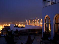 Bienvenue à l'hôtel Nord-Pinus, à Tanger !