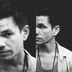 Nate Ruess. He is just one of those people who's voices stirs up something deep inside of me... beautiful voice and unique songwriter