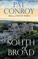 Pat Conroy is the very definition of a great southern writer.  I keep going to Fripp Island hoping to accidenally run into him