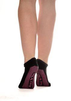 Foxy Feet Women`s Plain Jane Pilates/Yoga Grip Socks - Listing price: $9.99 Now: $7.99